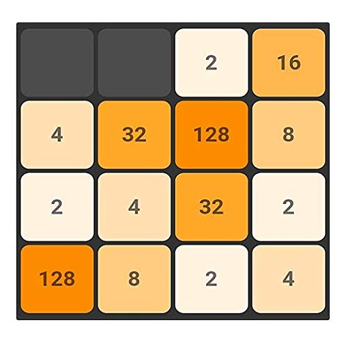 2048 Puzzle - A classic mind game with numbers