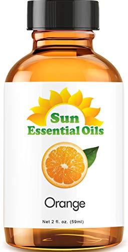 Sweet Orange Essential Oil (Huge 2oz Bottle) Bulk Sweet Orange Oil - 2 Ounce