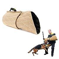 ペット製品のための犬の訓練のかみ傷保護カフスはね返るかみ傷の子犬子犬の仕事
