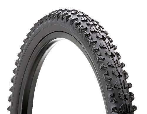 Schwinn Replacement Bike Tire, Mountain Bike, 20 x 1.95-Inch , Black