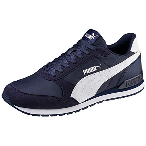 PUMA ST Runner v2 NL, Sneaker Unisex-Adulto, Blu (Peacoat White), 42.5 EU