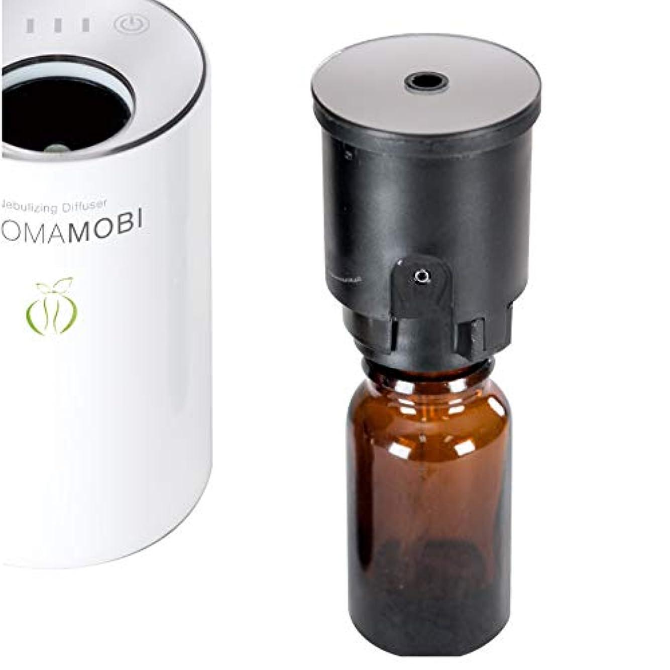 皿バック週末funks アロマモビ 専用 交換用 ノズル ボトルセット aromamobi アロマディフューザー