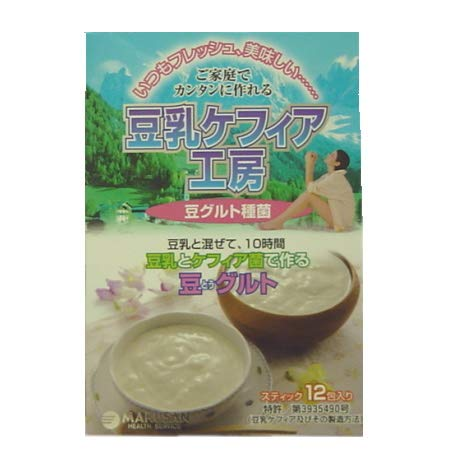 豆乳ケフィア工房 (種菌) 48g (4g×12包)
