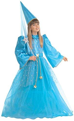 Costume Bambina Fatina magica Taglia 140 cm / 8-10 Anni