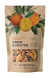DELICIOUS FLAVOR - Easily add bold & complex flavors to your kombucha, tea, sangria & more with Raw Brewing Co. Brew Booster. Makes a great addition to any kombucha brewing kit. EASY TO USE - Simply add to your brew after primary fermentation. Elevat...