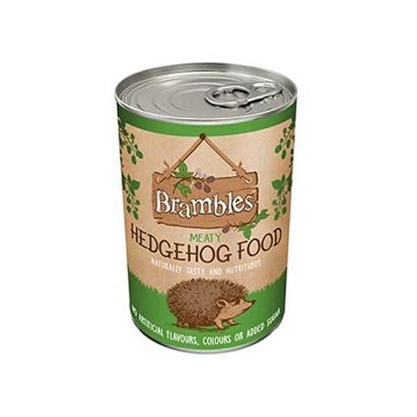 Brambles Meaty Hedghog Food 400g
