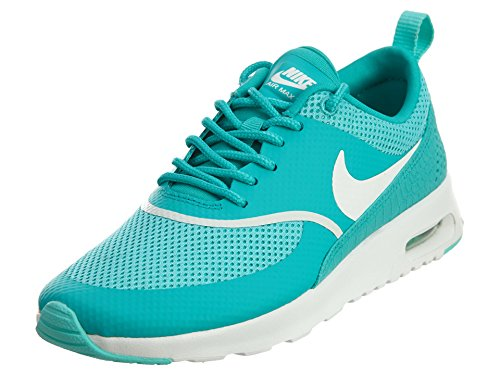 Nike Wmns Air Max Thea, Scarpe da Fitness Donna, Turchese/Bianco, 37.5 EU