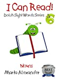 SIGHT WORDS: I Can Read 6 (95 Noun Flash cards) (DOLCH SIGHT WORDS SERIES, Part 6)