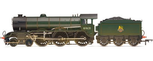 Hornby R3004X BR 4-6-0 ?Serlby Hall? B17 Class - Early BR weathered