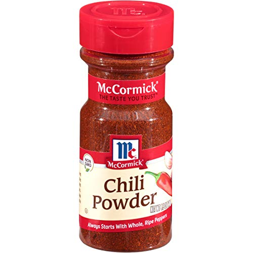 McCormick Chili Powder, 4.5 Ounce (Pack of 1)