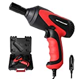 GETUHAND Car Impact Wrench 1/2 Inch & 12 Volt Portable Electric Impact Wrench Kit, Tire Repair Tools...
