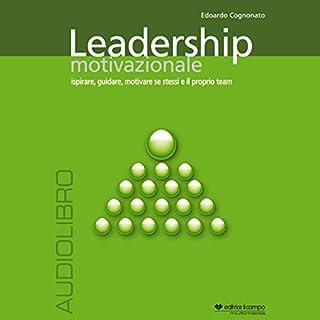 Leadership motivazionale copertina