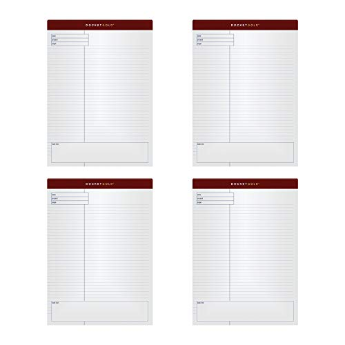 TOPS Project Planning Pads
