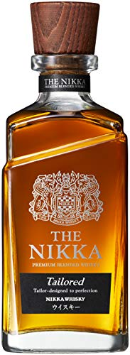 NIKKA WHISKY Tailored Premium Blended Whisky 43% - 700 ml in Giftbox