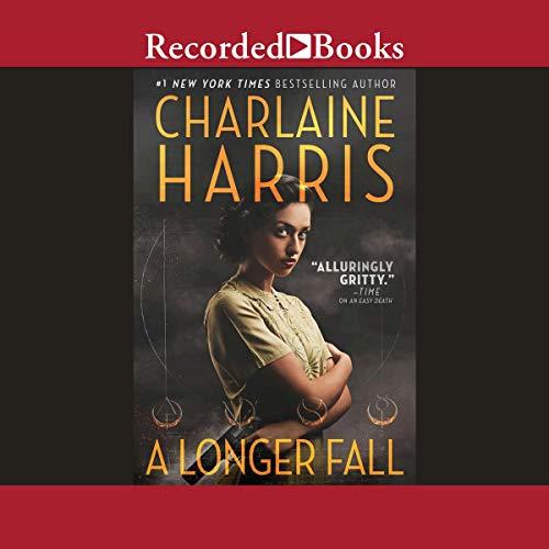 A Longer Fall audiobook cover art