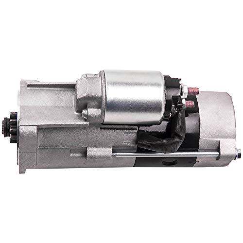 maXpeedingrods Starter Motor pour Pajero Nj Nl Nm Nn Np 4M40 4M40T 2.8 3.2L Diesel