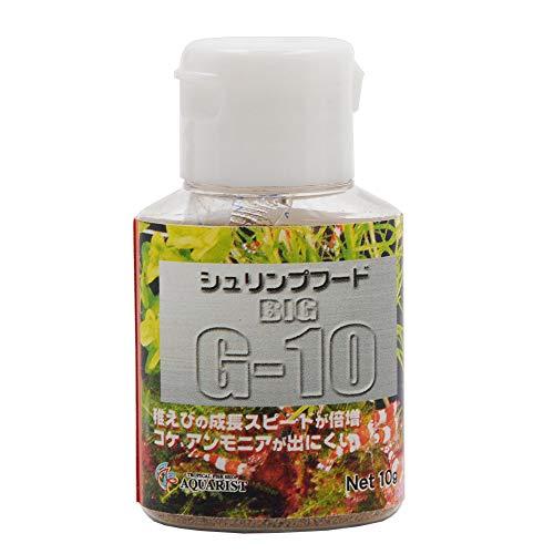 パピエシー シュリンプフード BIG G-10 10g