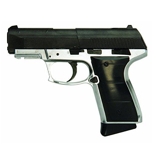 Daisy Unisex Powerline 5501 Pistol, Black/Silver, OS