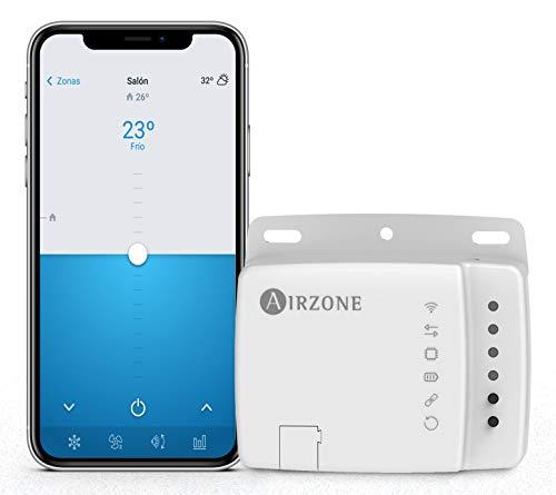 AIRZONE - Aidoo Control WiFi - Termostato WiFi - Compatible con Alexa y Google Home - Aire Acondicionado Daikin - Función control por voz - Controlador Wi-Fi de Segunda Generación