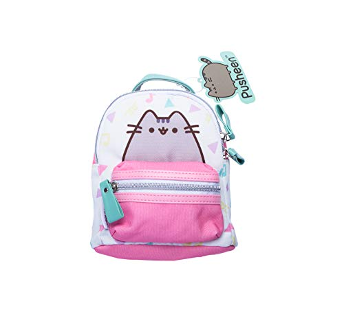 Grupo Erik Editores Pusheen The Cat Zainetto per bambini, 20 cm, Multicolore (Multicolor)