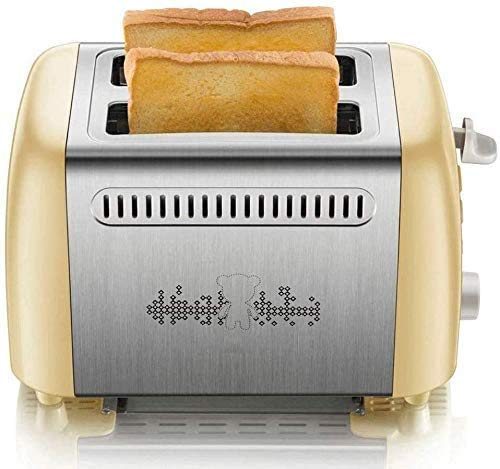 Panaderos, máquina de Pan Desayuno máquina de Pan, de Acero Inoxidable máquina de Pan, programable Máquina de Hacer Pan con Frutas Tuerca dispensador, Antiadherente de cerámica de la Cacerola ZHW345