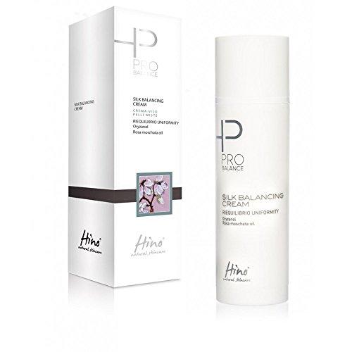 Hino Silk Balancing Cream Crema Viso Pelli Miste Flacone da 50 ml