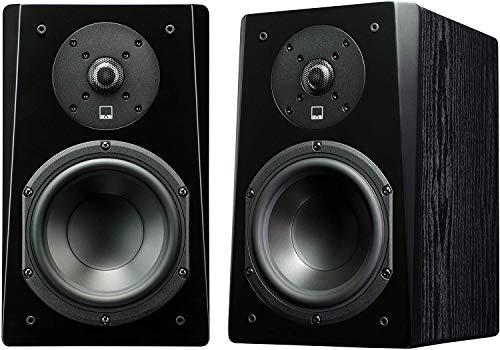 SVS Prime Satellite Speakers (Pack of Two) Black Ash