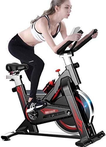 YLJYJ Bicicleta giratoria Bicicleta giratoria Bicicleta de Ejercicio casera Ultra silenciosa Bicicleta de Ejercicio para Interiores Equipo de Fitness para Adelgazar Máquina de Ejercicio Cómodo