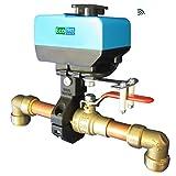 EcoNet Controls EVC200-HCSML The Bulldog Valve Robot, Z-Wave Water Valve, Smart Home Controller...