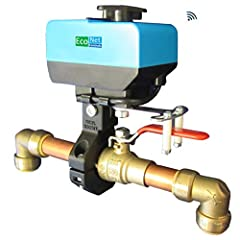 """Easy Installation, No Special Tools or Plumbing Required. Fits Over Existing Levered Ball Valve. Size: 1/2"""", 3/4"""",1"""", 1.25"""" & 1.5"""" Valves A Smart Home Controller Is Required. Highly Compatible with Popular Smart Home Controllers including SmartThings..."""