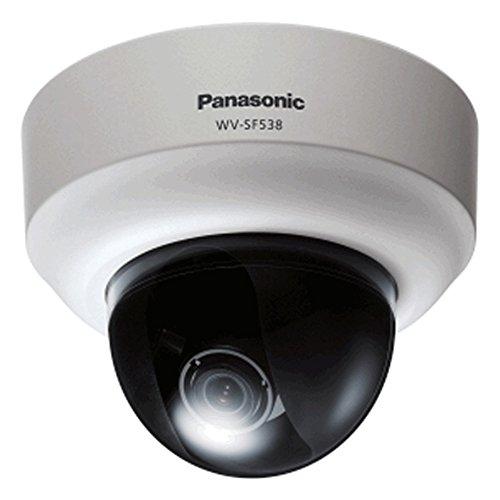 Panasonic WV-SF538E Cámara de seguridad IP Interior y exterior Almohadilla Blanco 1920...