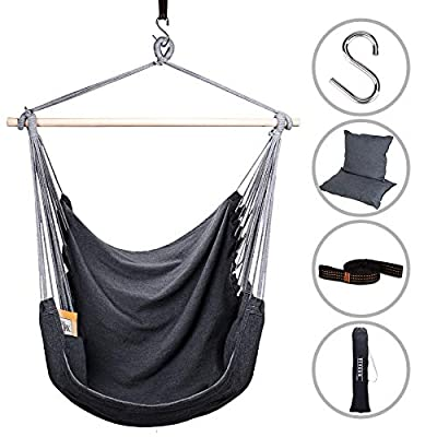 """Bengum Hammock Chair Hanging Swing 