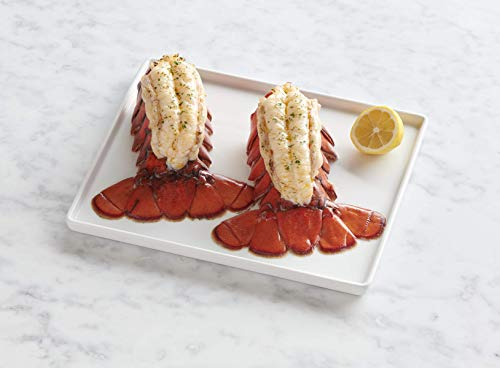 Lobster Gram  Two Fresh Maine Lobster Tails 10-12 oz.  Sustainably Sourced   Fresh and Fast Delivery   From the #1 Lobster Food Delivery Company  Great for Grilling, Baking, or Boiling
