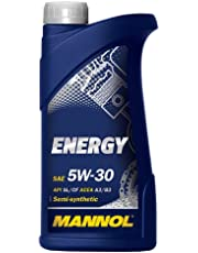 Mannol Energy 5W-30 API SL/CF motorolie, 1 liter 1 Liter