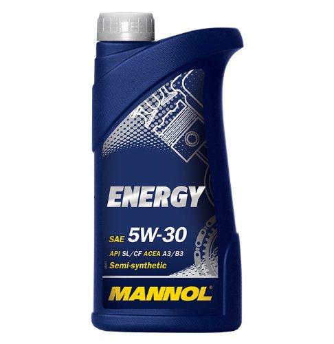 MANNOL Energy 5W-30 API SL ACEA A3/B3, 1 Liter