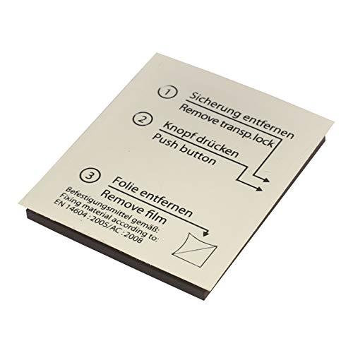 Magnet-Gel-Klebepad für Pyrexx Rauchwarnmelder 1 STK.