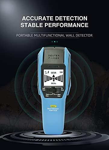 PQWT QT28 Best stud finder wall scanner Household Tool Metal Wood Wire Wall Scanner Stud Finder,multi-functional wall detector stud finder