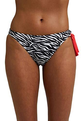 Esprit 041EF1A319 Bragas de Bikini, 001/Black, 44 para Mujer
