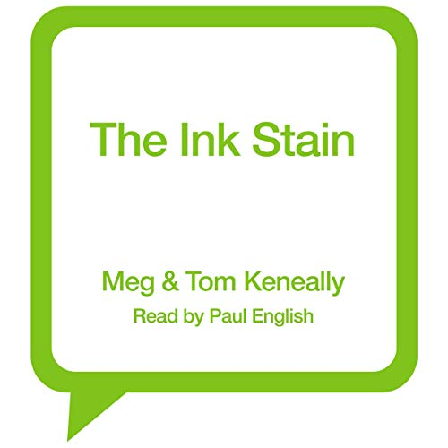 The Ink Stain audiobook cover art