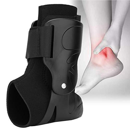 Tobillera con cordón para el tobillo, tobillera transpirable y ajustable, soporte para artritis, esguinces y deportes