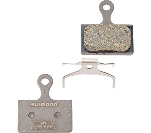 SHIMANO 8PU98010 Pastillas de Freno, Unisex Adulto, Carbono, Talla Única