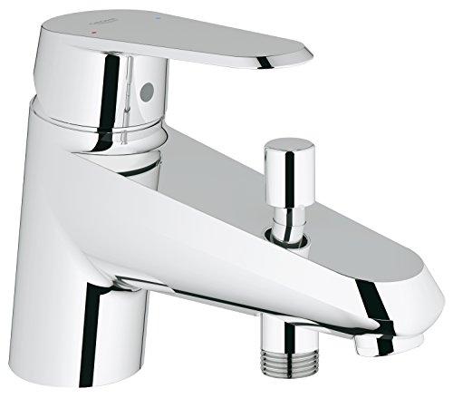 Grohe 33192002 - Miscelatore per vasca/doccia, serie Eurodisc Cosmopolitan