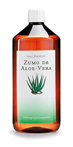 Aloe-Vera Zumo puro 99,7% - 1 Litro