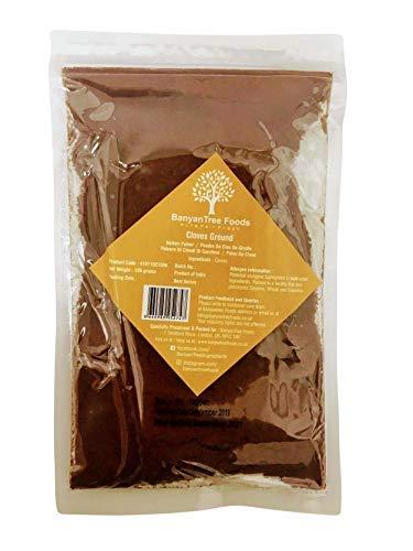 BanyanTree Foods Poudre de Girofle Naturelle 100g