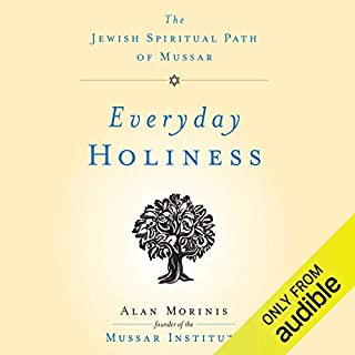 Everyday Holiness audiobook cover art