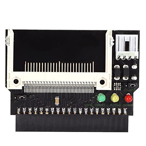 Disque Dur, Alimentation 5,0 V ou 3,3 V Directement insérée dans la Prise IDE Adaptateur IDE 40 Broches pour CF-II Deux Types de Cartes pour Les Types de Cartes CF-I(Double Usage)