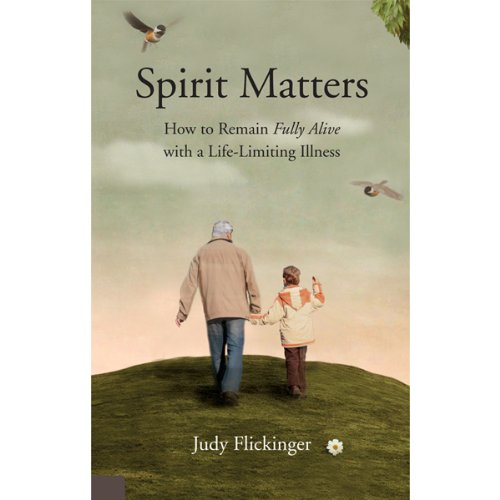 Spirit Matters audiobook cover art