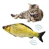 Ritapreaty Fischspielzeug für Katze