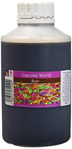 Cupcake World Aromas Alimentarios Intenso Cerveza - 500 ml