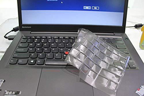 Leze–Ultra Dünn Weich Tastatur Schutzfolie Cover für Lenovo ThinkPad X1Carbon 2017(5. Gen.), ThinkPad X1Yoga 2017Gen, ThinkPad T47035,6cm Laptop US Layout–TPU